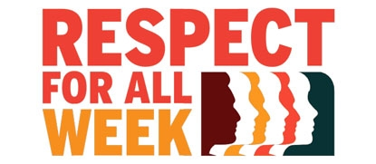 Respect for All Week Illustration