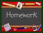 Homework Week Of11.7.16
