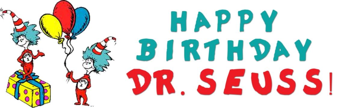 Dr. Suess Celebration!
