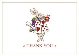 thank you Gala Alice in Wonderland