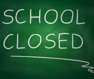 school-closed-chalkboard
