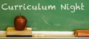 Curriculum-Night