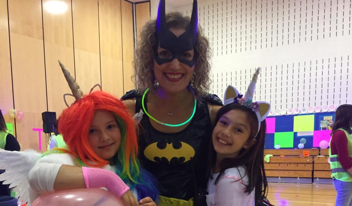 Halloween Parade & PTO Glow PartyVideo!