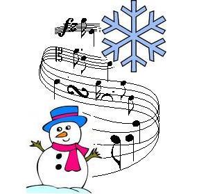 Winter Concert Illustration